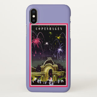 Copenhagen iPhone X Case