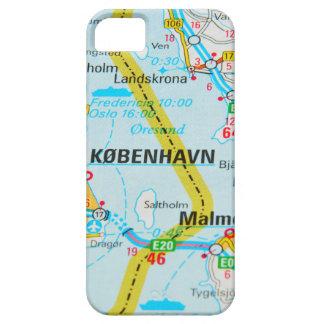 Copenhagen, København in Denmark iPhone 5 Cover