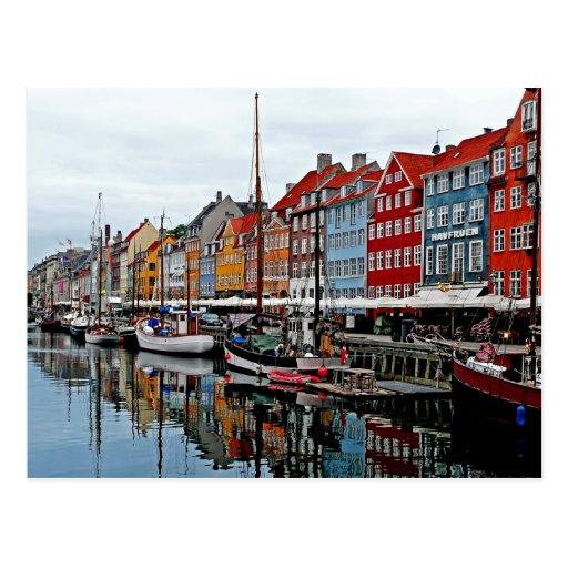 Copenhagen Post Cards