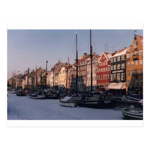 Copenhagen Post Card