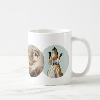 Copernicus, Juanita, Bloggess & Jefferson Peabody Coffee Mug