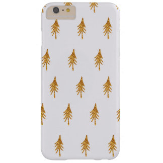 Copper and Ivory Trees Phone Case