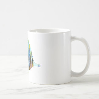 Copper-Banded Butterfly Fish Mug
