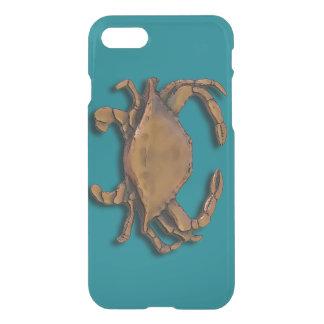 Copper Crab iPhone 7 Case