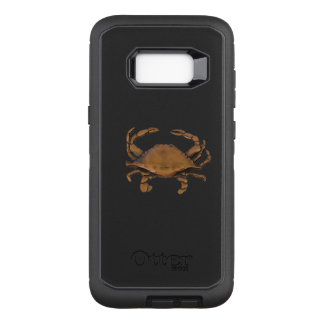 Copper Crab OtterBox Defender Samsung Galaxy S8+ Case