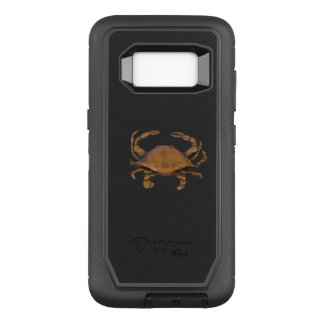 Copper Crab OtterBox Defender Samsung Galaxy S8 Case