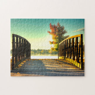 Copper Creek Indiana. Jigsaw Puzzle
