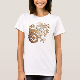 Copper Dragon - T-Shirt 2