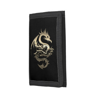 Copper Dragon Wallet