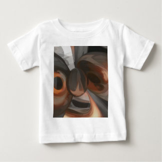 Copper Dreams Pastel Abstract Baby T-Shirt