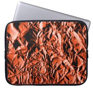 Copper Foil #2 Computer Sleeve