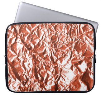 Copper Foil Computer Sleeves