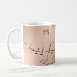 Copper Hawk Coffee Mugs