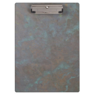 Copper lines clipboard