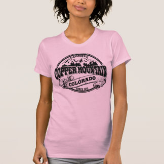 Copper Mountain Old Circle Black T-Shirt