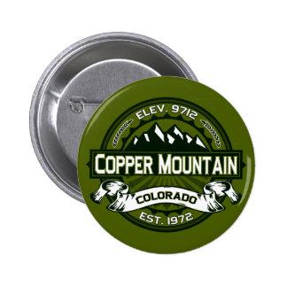 Copper Mountain Olive Button