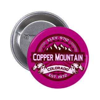 Copper Mountain Raspberry Button
