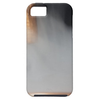 copper pipe of a distillery with steam. iPhone 5 case