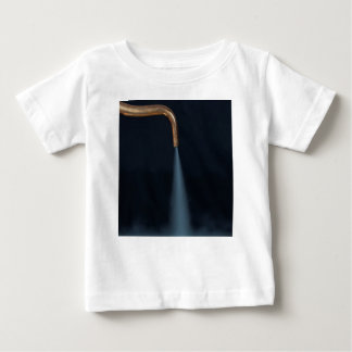 Copper pipe with steam baby T-Shirt