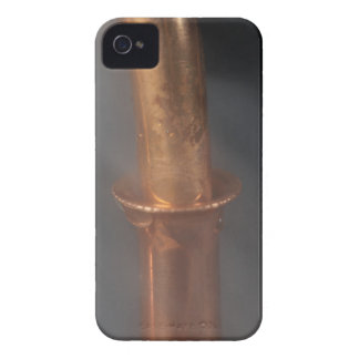 Copper pipe with steam Case-Mate iPhone 4 case
