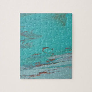 Copper Pond Jigsaw Puzzle