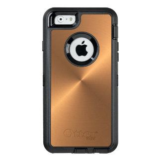 Copper Shine OtterBox iPhone 6/6s Case