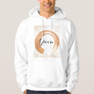 Copper Spray Wedding Collection Gifts Hoodie