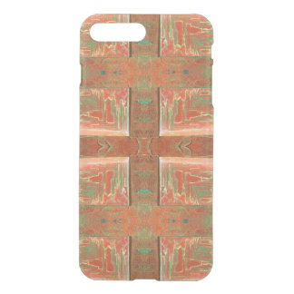 Copper Tan Abstract iPhone 7 Plus Case
