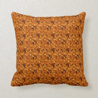 Copper Tiles Cushion