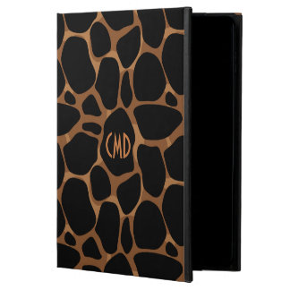 Copper Tones leopard Pattern
