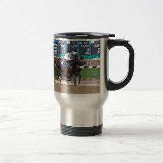 Copper Town & Johnny Vee Travel Mug