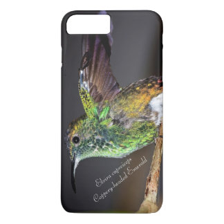 Coppery-headed Emerald iPhone 7 Plus Case