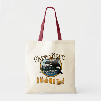 COPS 2010 SPECIALTY WHALE TIME TOTE BAG