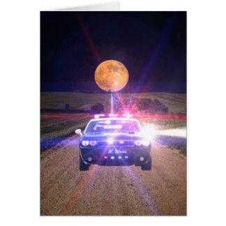 Cops Card