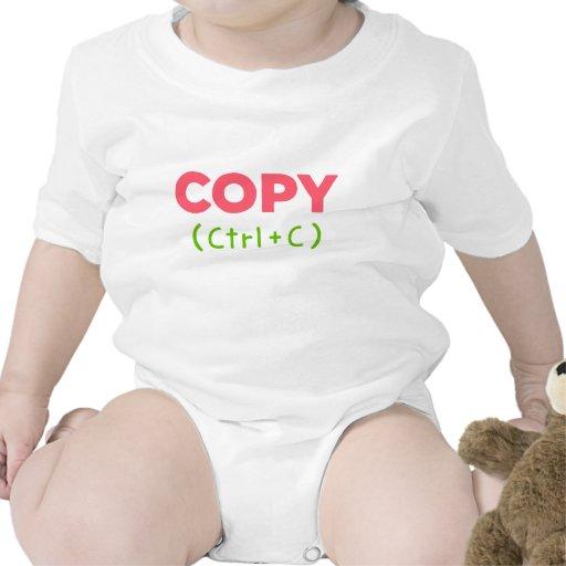 COPY (Ctrl+C) Baby Bodysuits