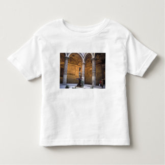Copy of Putto with Dolphin by Andrea del Toddler T-Shirt