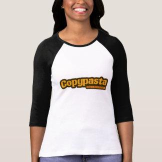 Copypaste omnomnom funny internet tee shirt