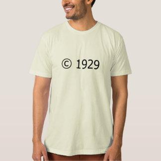 Copyright 1929 T-Shirt