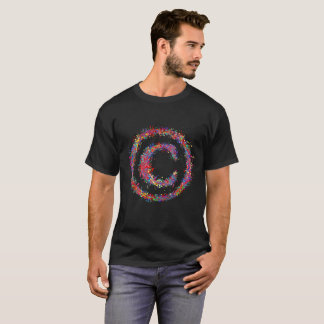 Copyright in Color T-Shirt
