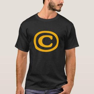 Copyright Yourself! T-Shirt