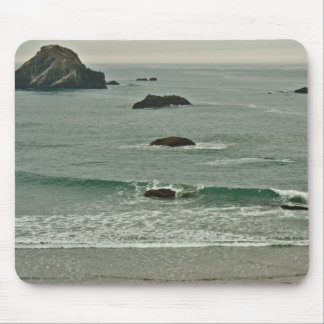 Coquille Point Bandon Oregon Mousepads