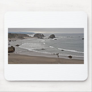 Coquille Point, Oregon Mousepads