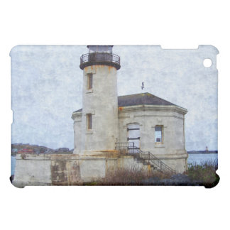Coquille River Lighthouse Case For The iPad Mini