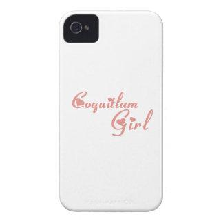 Coquitlam Girl iPhone 4 Cases