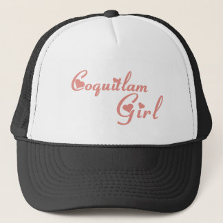 Coquitlam Girl Trucker Hat