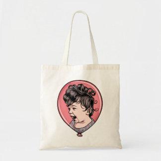 Cora Balloon Budget Tote Bag