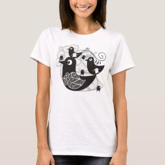 coração português / portuguese heart T-Shirt