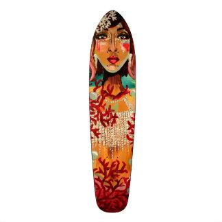 Coral 19.7 Cm Skateboard Deck