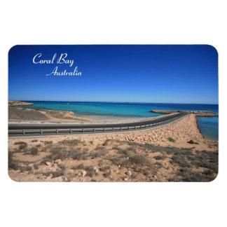 Coral Bay Western Australia - Magnet