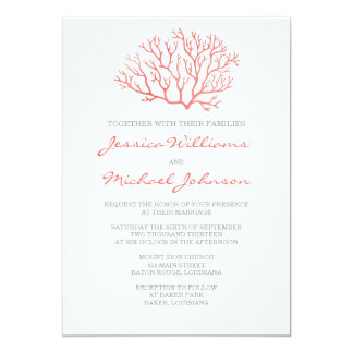Browse the Beach Wedding Invitations Collection and personalise by colour, design or style.